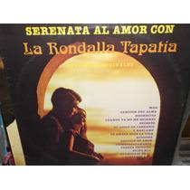 Rondalla Tapatia Serenata Es Amor Lp
