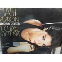 Maite Perroni Eclipse De Luna Cd + Dvd Digipak Sellado