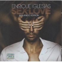 Sex And Love Bailando Edition Enrique Iglesias