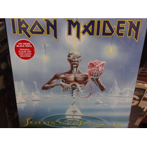 Iron Maiden Seventh Son Of A Seventh Son Lp Importado Sellad