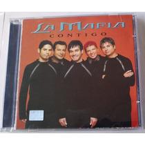 La Mafia Contigo Cd 1a Ed 2000 Hecho En Estados Unidos Bvf