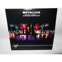 Metallica S&m Lp Vinil Acetato Sinfonico Megadeth Slayer