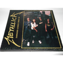 Metallica Lp Vinil Acetato Box Set Megadeth Anthrax Slayer