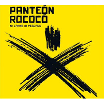 Panteon Rococo - Ni Carne Ni Pescado Cd Importado Latina