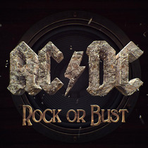 Ac / Dc / Rock Or Bust / Disco Cd Con 11 Canciones