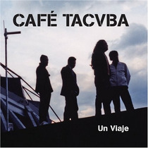 Cafe Tacuba - Un Viaje Cd Importado Rock Latino