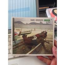 Rare Grooves Brasil #1 Cd Nuevo Importado Jazz Bossa Brasil