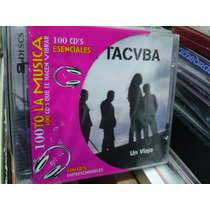 Cafe Tacvba Un Viaje 2 Cds Nuevo Rock Mexicano
