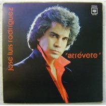 Jose Luis Rodriguez / Atrevete 1 Disco Lp Vinilo