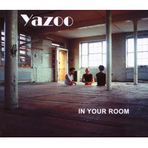 Cd Original Dvd Yazoo In Your Room 3 Cds 1 Dvd Videos & Bbc