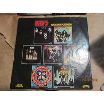 Kiss Acetato Lp Alive 2 - 1a Edicion 1977 Lp Importado