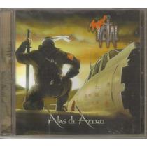 Angel De Metal - Alas De... ( Heavy Metal Mexicano ) Cd Rock