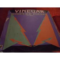 Lp Vinegar Respuesta A Mi Bella Genio, Envio Gratis