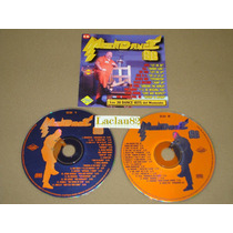 Megadance 98 Varios 1998 Max Music Cd