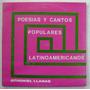 Othoniel Llanas / Poesias Y Cantos 1 Disco Lp Vinilo