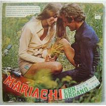 Roberto Sasian / Mariachi Con Organo 1 Disco Lp Vinilo