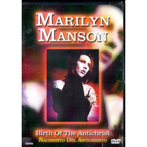 Dvd Importado De Marylin Manson: Birth Of The Antichrist