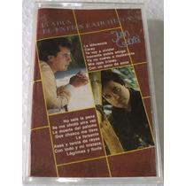 Juan Gabriel 15 Años De Exitos Rancheros Cassette Raro 1986