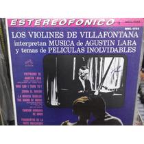 Violines De Villafontana Lote De Discos Lp