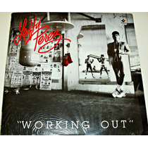 Lp Lefty Perez / Working Out