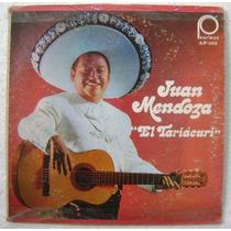 Juan Mendoza El Tariácuri Vol. 1 3 Discos Lp Vinilo