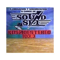 Soundset Cosmo Estereo 103.3 Fm Polymarchs High Energy 80