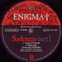 Enigma Sadeness Part 1 (meditation Mix) Maxi Single Dj 90´s