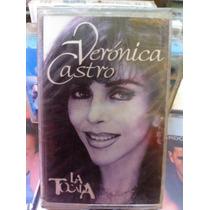 Casete Veronica Castro La Tocada Nuevo Y Sellado