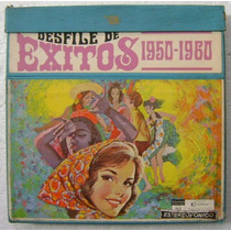 Desfile De Exitos 1950.1960 Box Set 10 Discos Lp Vinilo