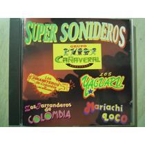Super Sonideros Cd Compilado Varios Cumbias
