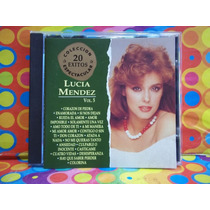 Lucia Mendez Cd Coleccion Espectacular 20 Exitos 1993 Vol.5