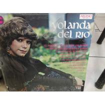 Yolanda Del Rio El Perdon De La Hija De Nadie Lp