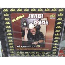 Javier Garcia El Centenario Serie De Oro Del Bravo Cd Nuevo