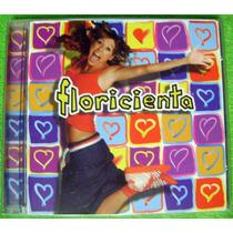 Floricienta Cd Nuevo,sellado Con Track Interactivo 2005 Bvf