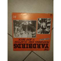 Disco Acetato The Yardbirds Featuring Eric Clapton Y Jeff