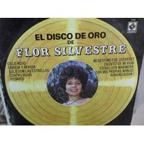 Flor Silvestre Disco De Oro Lp