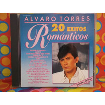 Alvaro Torres Cd 20 Exitos Romanticos 1993