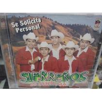 Sierreños De Sinaloa Se Solicita Personal Cd Nuevo Sellado