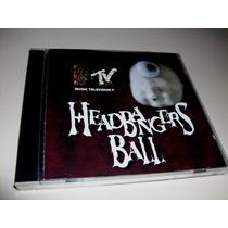 Mtv Headbangers Ball - Sabbath Pantera Brujeria Megadeth
