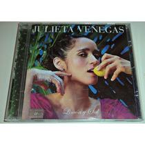 Cd Julieta Venegas / Limon Y Sal / Seminuevo