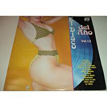 Lp El Disco Del Año Vol 12 / Seminuevo Muy Raro