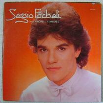 Sergio Facheli / Hay Amores Y Amores 1 Disco Lp Vinilo