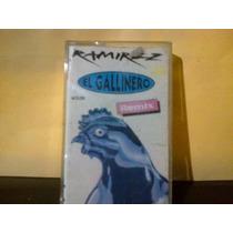Ramirez El Gallinero Audio Casette Vintage Nuevo