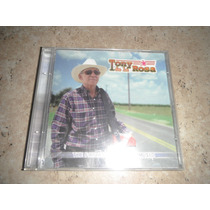 Tony De La Rosa The Father Of Tejano Music Cd Disa