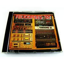 Felicidades 92 / Sting Super Lamas Scorpions Calo Cd 1991