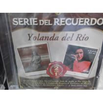 Yolanda Del Rio Serie Del Recuerdo Cd Nuevo Sellado