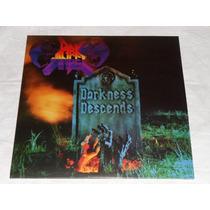 Dark Angel Darkness Descends Lp Vinil Thrash Metal Usa