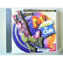 Music Club Cd 5 Pop En Español Enrolate