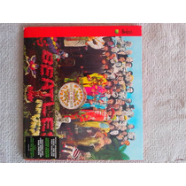 Cd Beatles Sgt Peppers Remaster 2009 Digipack Seminuevo!!