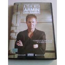 Armin Van Buuren A Year Whith Dvd Nuevo Cerrado Nacional